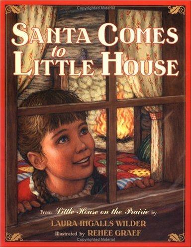 Download Santa Comes to Little House