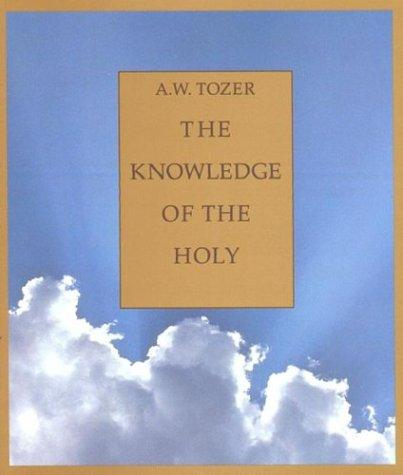 Download The knowledge of the holy