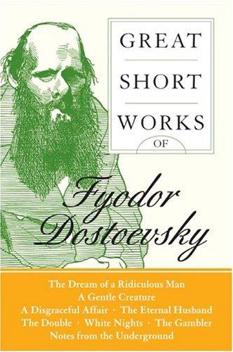 Download Great Short Works of Fyodor Dostoevsky (Perennial Classics)
