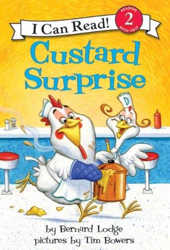 Custard Surprise (I Can Read Book 2)