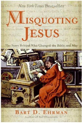 Download Misquoting Jesus