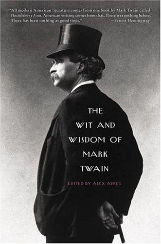 Download The wit and wisdom of Mark Twain