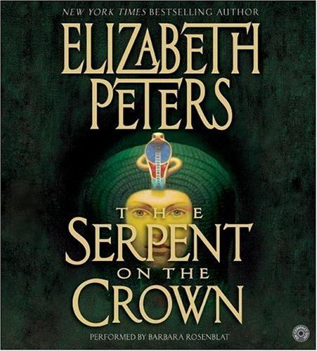 The Serpent on the Crown CD (Amelia Peabody Mysteries)