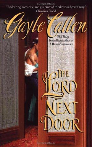 The Lord Next Door (Avon Romantic Treasure)