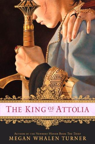 Download The king of Attolia