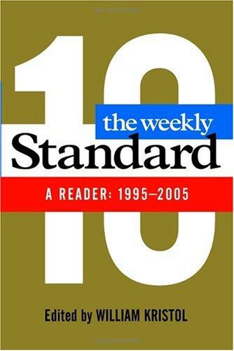 Download The Weekly Standard: A Reader
