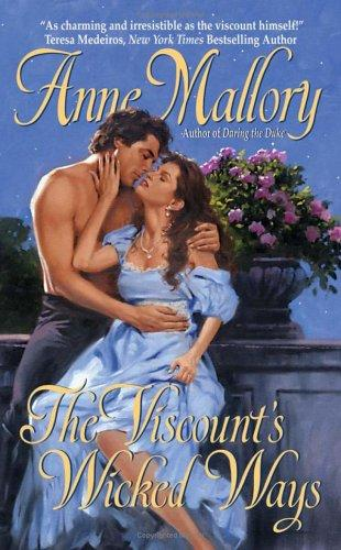 The Viscount's Wicked Ways (Avon Historical Romance)