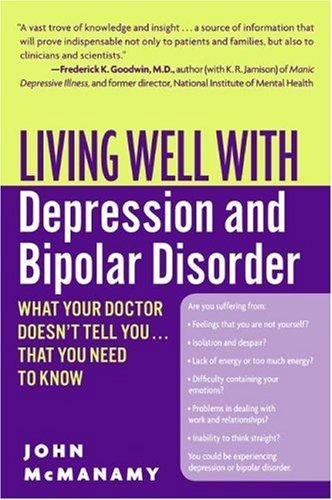 Download Living Well with Depression and Bipolar Disorder