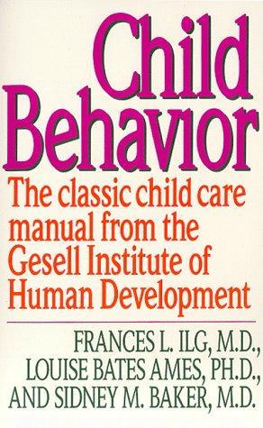 Download Child Behavior