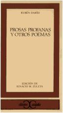 Prosas profanas y otros poemas