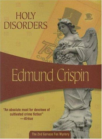 Holy Disorders (Gervase Fen Mysteries)