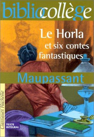 Download Le Horlaet autres contes