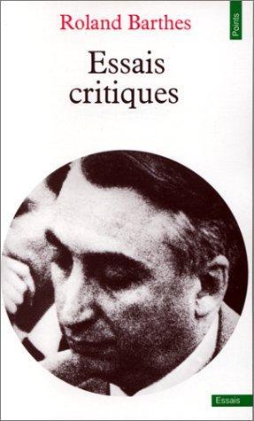 Essais Critiques