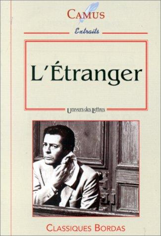 Download Letranger