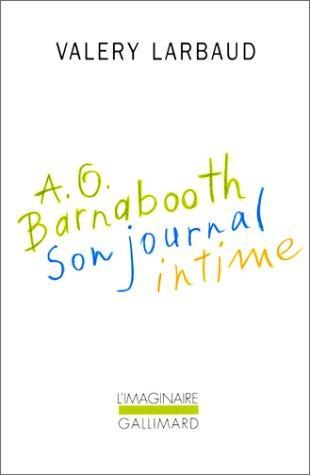 A.O. Barnabooth