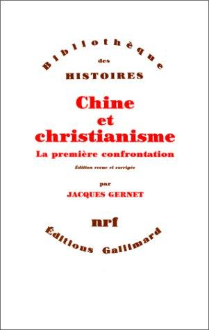Download Chine et christianisme