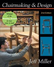 Chairmaking & Design PDF Download
