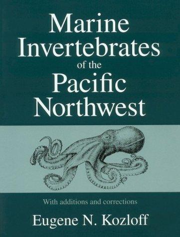 Download Marine invertebrates of the Pacific Northwest