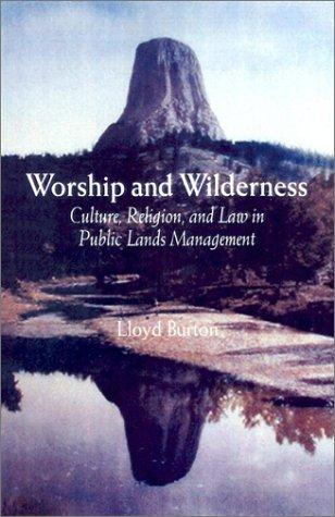 Download Worship and Wilderness