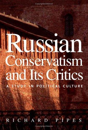 Download Russian conservatism and its critics