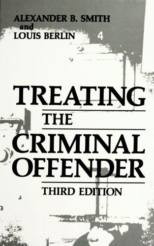 Download Treating the criminal offender