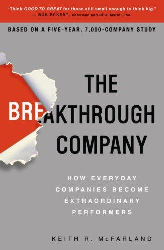 Download The Breakthrough Company
