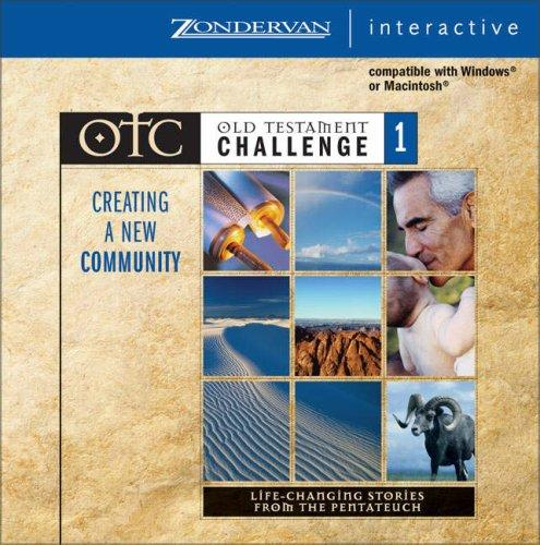 Download Old Testament Challenge Volume 1: Creating a New Community
