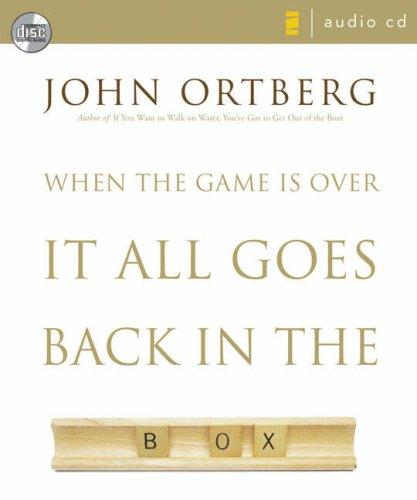 Download When the Game Is Over, It All Goes Back in the Box