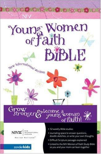 Young Women of Faith Bible (NIV)