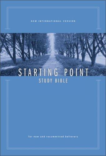 Download NIV Starting Point Study Bible