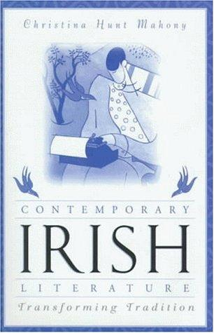 Contemporary Irish literature