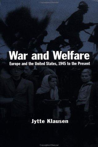 Download War and welfare