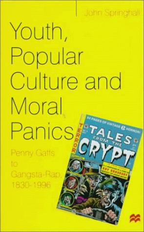Download Youth, Popular Culture and Moral Panics