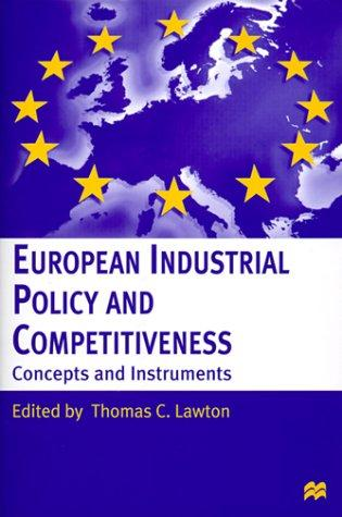 Download European Industrial Policy and Competitiveness