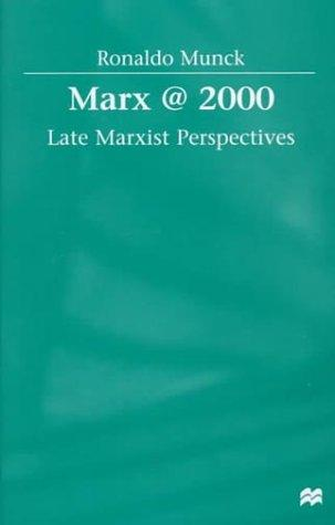 Download Marx@2000