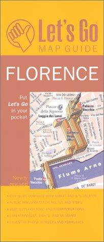 Let's Go Map Guide Florence (3rd Ed)