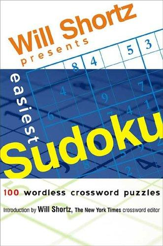 Will Shortz Presents Easiest Sudoku