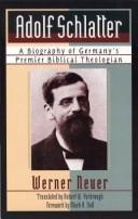Download Adolf Schlatter