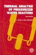 Download Thermal analysis of pressurized water reactors