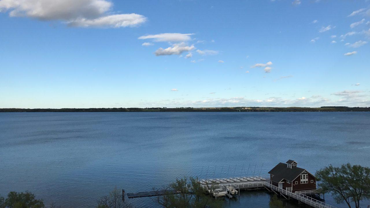 Looking over Seneca Lake (photo)