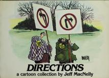 Cover of: Directions   Jeff MacNelly