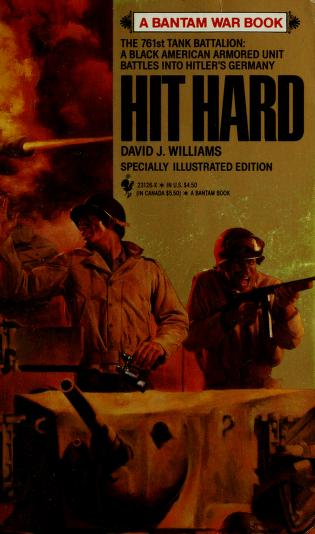 HIT HARD by David J. Williams