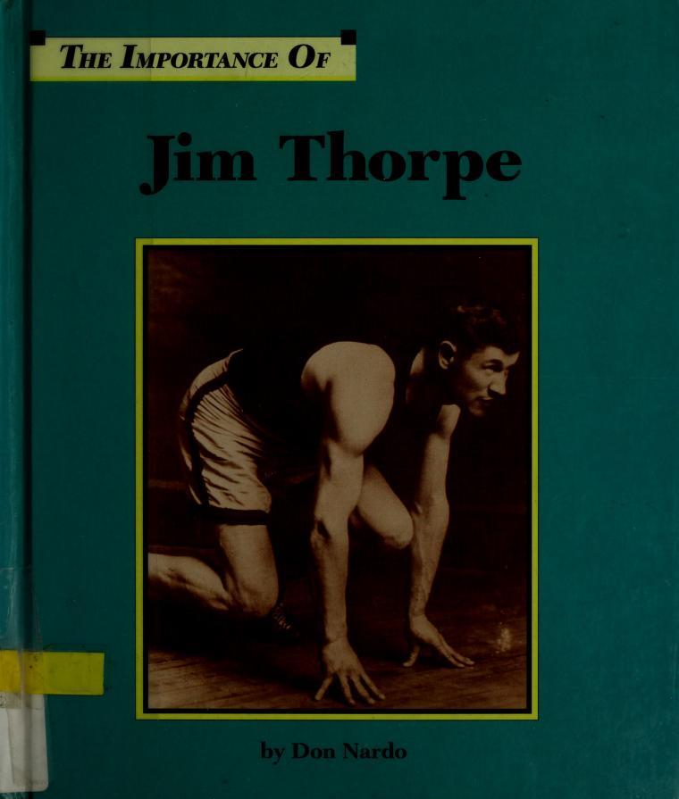 Jim Thorpe by Don Nardo