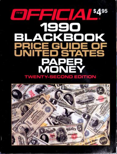Paper $ U.S.90 22 by House Of Collectibles