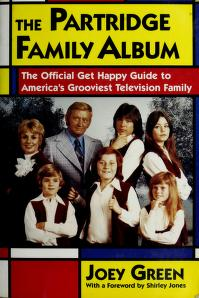 Cover of: The Partridge family album | Joey Green