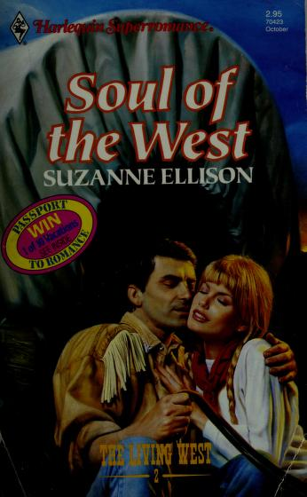 Cover of: Soul of the West (Western Lovers: Denim & Diamonds #23) | Suzanne Ellison
