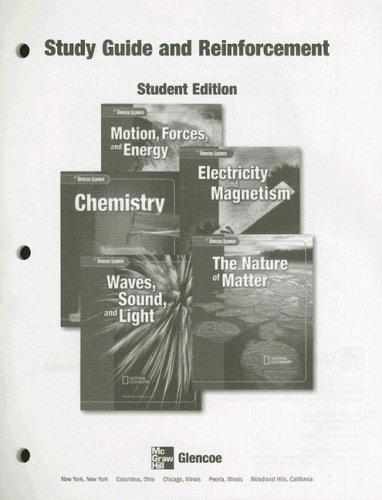 Glencoe Science by McGraw-Hill