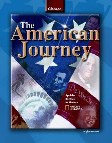 The American Journey by Alan Brinkley, McGraw-Hill James M. McPherson