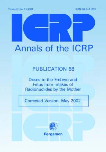 ICRP Publication 88 by ICRP