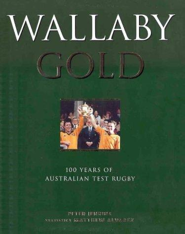 Wallaby gold by Jenkins, Peter